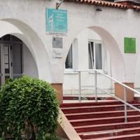 Glavni ulaz u školu
